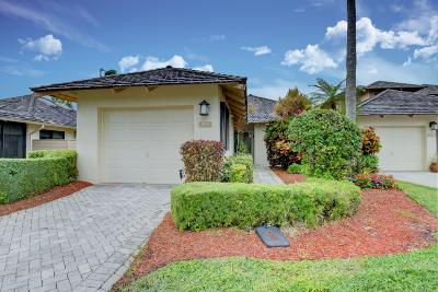 Boca West Single Family Home For Sale: 19407 Waters Reach Trail #1001