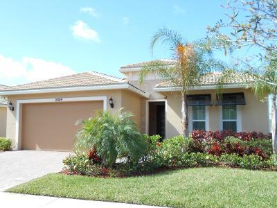 Port Saint Lucie Single Family Home For Sale: 10109 SW Fernwood Avenue