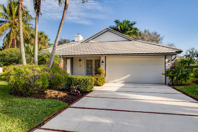 Jupiter FL Single Family Home For Sale: $495,000