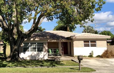 Dania Beach Single Family Home For Sale: 317 SE 3rd Place