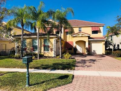 Royal Palm Beach Single Family Home For Sale: 8945 New Hope Court