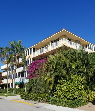 Palm Beach Condo For Sale: 223 Atlantic Avenue #2d