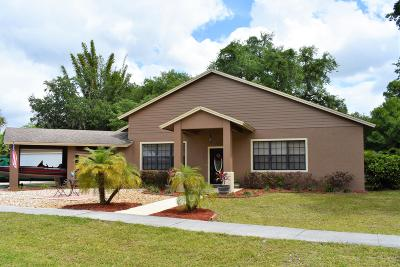Okeechobee Single Family Home For Sale: 1501 SW 5th Avenue