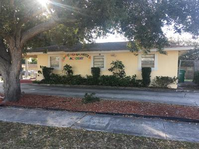 Delray Beach Commercial For Sale: 601 NW 2nd Street