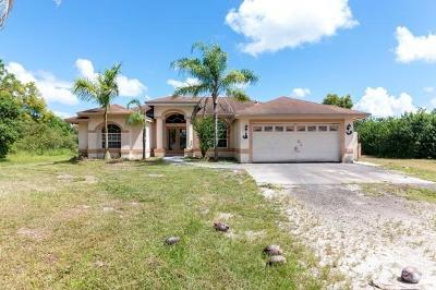 West Palm Beach Single Family Home For Sale: 13927 85th Road