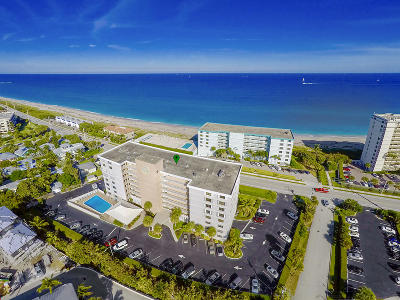 Juno Beach Condo For Sale: 911 Ocean Drive #104