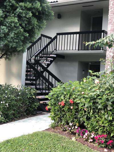 Boynton Beach, West Palm Beach Condo For Sale: 3899 Quail Ridge Drive #4