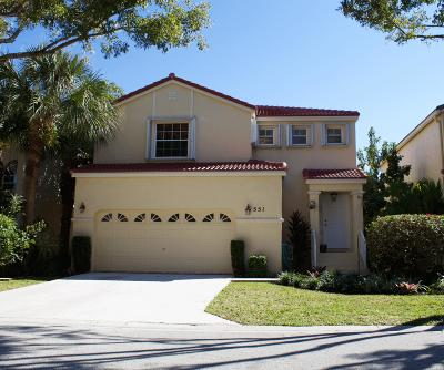 Coral Springs Single Family Home For Sale: 551 NW 87th Lane