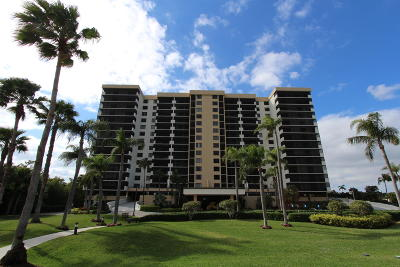 Highland Beach Condo For Sale: 3420 S Ocean Boulevard #4q
