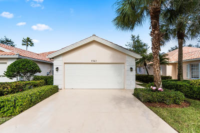 West Palm Beach Single Family Home For Sale: 7751 Olympia Drive