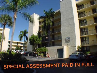 Condo For Sale: 7 Royal Palm Way #206