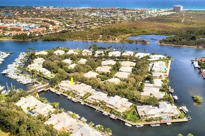 Palm Beach Gardens Townhouse For Sale: 14362 Cypress Island Circle