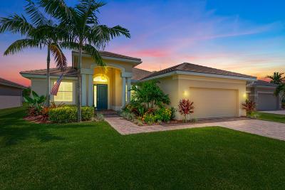 Jensen Beach Single Family Home For Sale: 2189 NW Dalea Way
