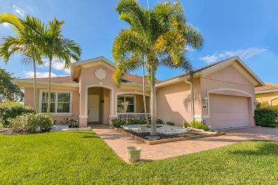 Jensen Beach Single Family Home For Sale: 1900 NW Waterwillow Way