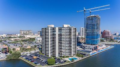 West Palm Beach Rental For Rent: 1200 S Flagler Drive #1902