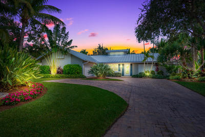 Palm City Single Family Home For Sale: 1594 SW Egret Way
