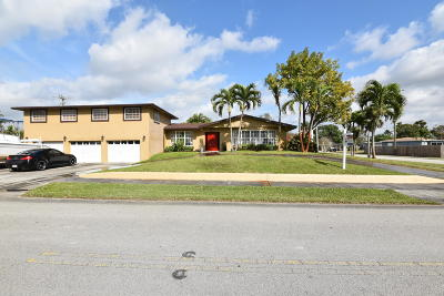 Single Family Home Sold: 3301 SW 19th Street