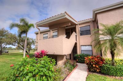 Palm Beach Gardens Condo For Sale: 12962 Briarlake Drive #201