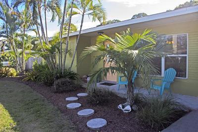 Stuart Single Family Home For Sale: 3156 SE Mimosa Street