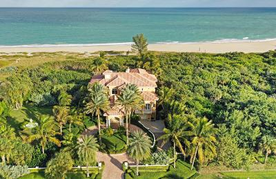 Single Family Home For Sale: 1736 Ocean Drive