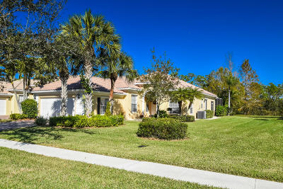 Palm Beach Gardens Single Family Home Contingent: 8995 Oldham Way