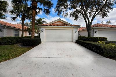 West Palm Beach Townhouse For Sale: 7181 Grassy Bay Drive