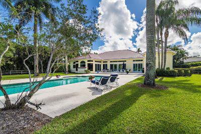 Palm Beach Gardens FL Single Family Home For Sale: $1,450,000