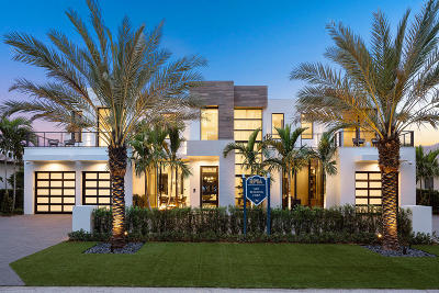 Royal Palm Yacht, Royal Palm Yacht & Cc, Royal Palm Yacht & Country Club, Royal Palm Yacht And Country Club Single Family Home For Sale: 1440 Thatch Palm Drive
