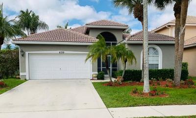 Lake Worth, Lakeworth Single Family Home For Sale: 6739 Remington Place