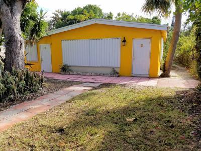 Boca Raton Single Family Home For Sale: 380 Lancaster Street