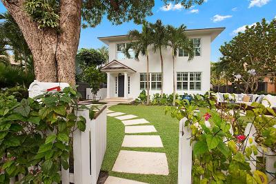 West Palm Beach Single Family Home For Sale: 319 Mango Promenade