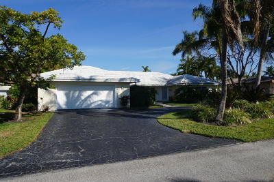 Single Family Home Contingent: 955 Tropic Boulevard