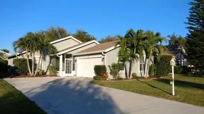 Stuart Single Family Home For Sale: 9024 SW Chrysler Circle