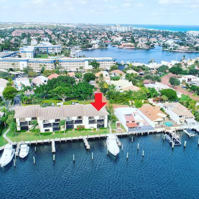 Delray Beach Condo For Sale: 300 Captains Walk #101