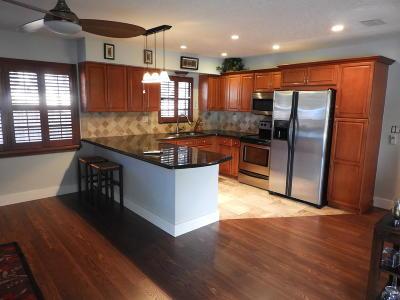 Boca Raton Single Family Home For Sale: 1401 W Royal Palm Road
