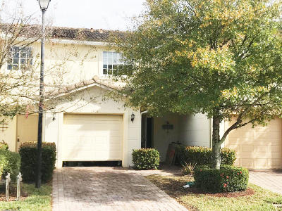 Port Saint Lucie FL Townhouse Contingent: $144,999