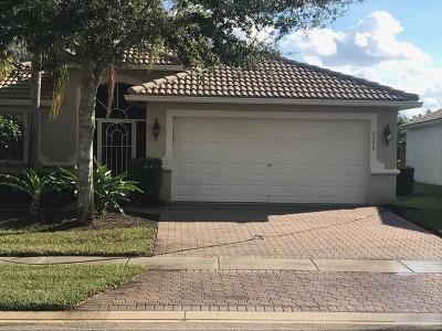 Boynton Beach Single Family Home For Sale: 8098 Duomo Circle