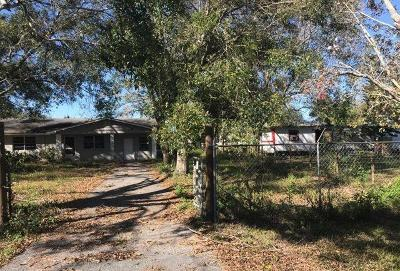 Okeechobee Single Family Home For Auction: 2031 NW 38th Avenue