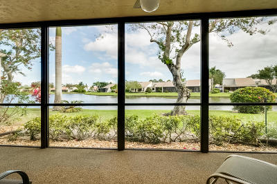 Boca Raton Single Family Home For Sale: 19820 Sawgrass Drive #3802