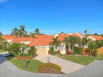 Palm Beach Gardens Single Family Home For Sale: 2520 La Cristal Circle