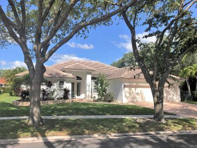 Jupiter Single Family Home For Sale: 160 River Drive E