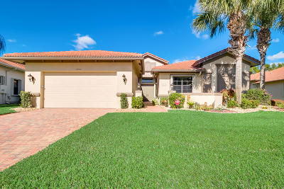 Delray Beach Single Family Home For Sale: 14559 Jetty Lane