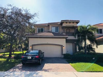 Boynton Beach Single Family Home For Sale: 44 Country Lake Circle