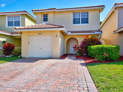 West Palm Beach Single Family Home For Sale: 6632 Duval Avenue