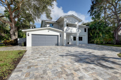 Boca Raton FL Single Family Home For Sale: $1,499,900
