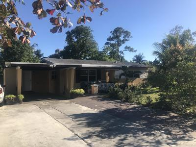 Fort Lauderdale FL Single Family Home For Sale: $239,900