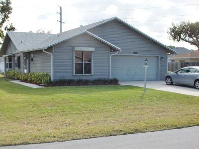 Stuart Single Family Home For Sale: 4022 SE Jacaranda Street