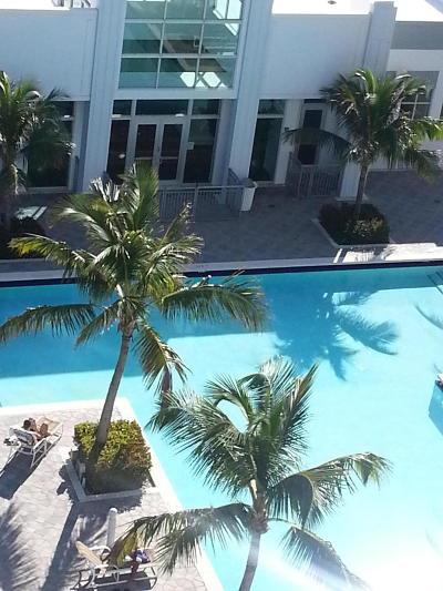 West Palm Beach Rental For Rent: 300 S Australian Avenue #812