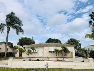 West Palm Beach Single Family Home For Sale: 359 Winters Street