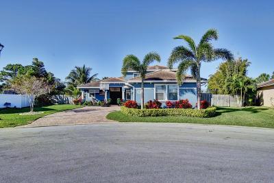 Jensen Beach Single Family Home For Sale: 2182 NW Dalea Way